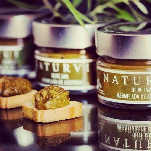Naturvie Confiture / Jam Olive 150g