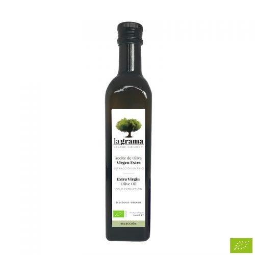 La Grama Organic Manzanilla 0,50l