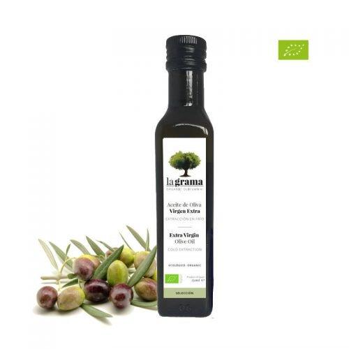 La Grama Organic Manzanilla 0,25l