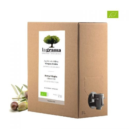 La Grama Organic Coupage 3l – bag-in-box