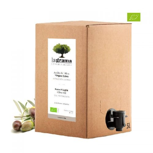 La Grama Organic Coupage 5l – bag-in-box