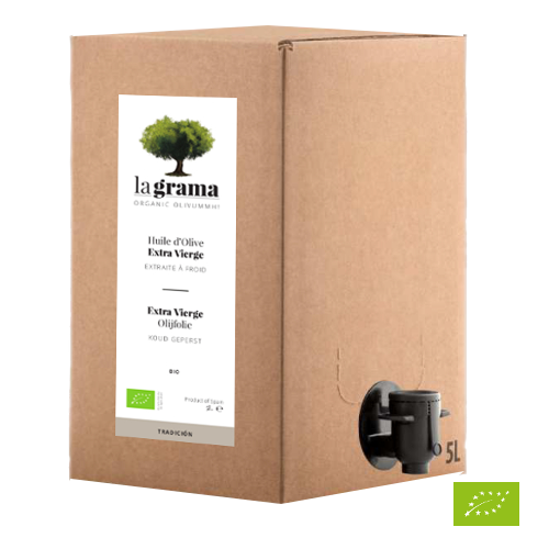 La Grama Organic Coupage 5l – bag-in-box