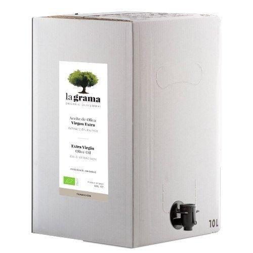 La Grama Organic Coupage 10l – bag-in-box – Horeca